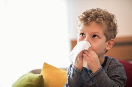 prehlada dete