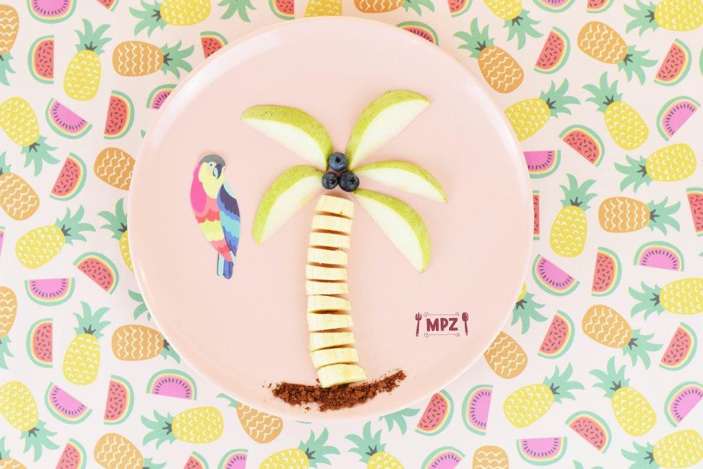 Slatki voćni zalogaji