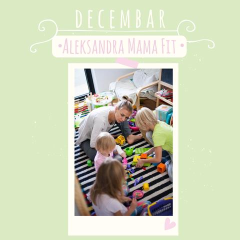 Mama meseca Decembra